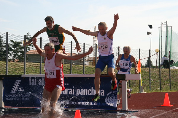 Riccione - Steeplechase - Relays