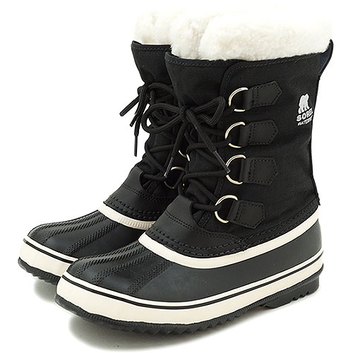 Winter packing list: Sorrel boots!