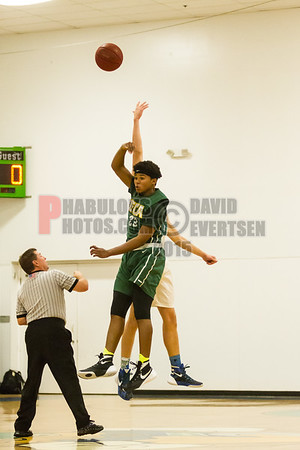 Boys Varsity Basketball -2015