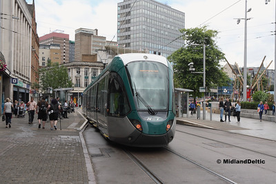 Nottingham (Tram), 04-08-2016