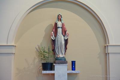 The Feast of St. Ann 7-25-15