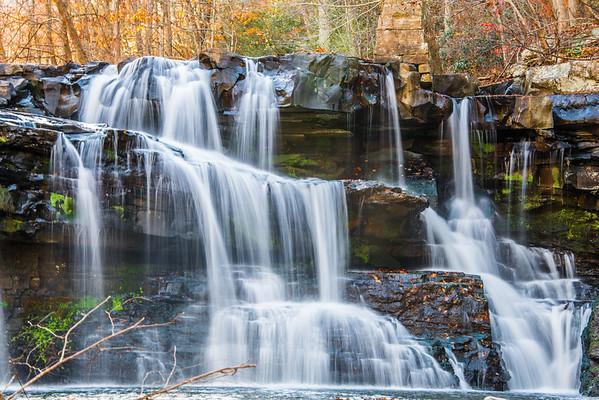 Brush Creek Falls