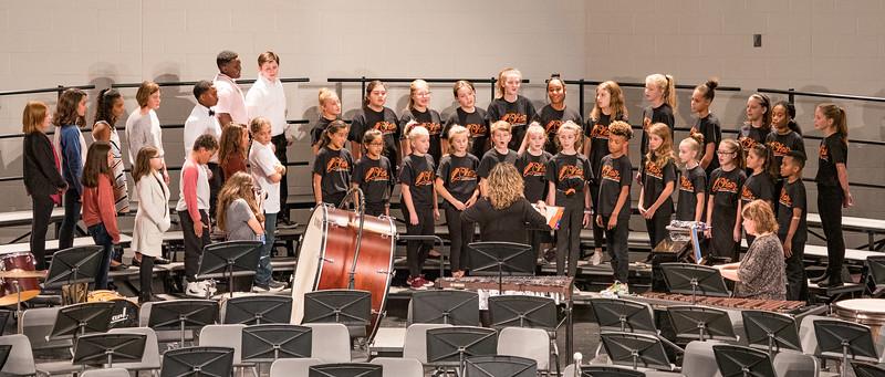 Sudlow Intermediate Fall 6th Grade Concert