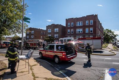 Structure Fire - 99 Wyllys St, Hartford, CT - 9/20/20