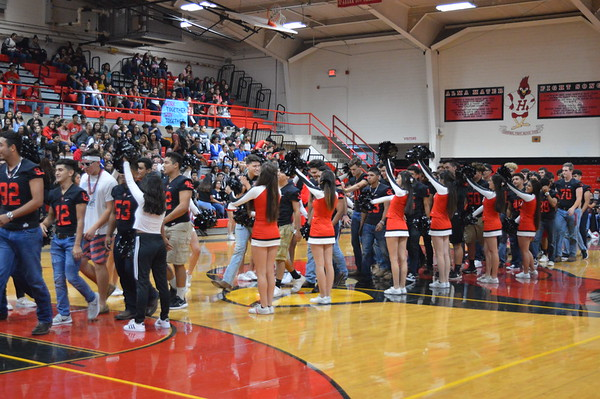 2017 Senior Pep Rally