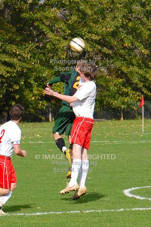 10/28/11 Moravian - CCHS Playoff