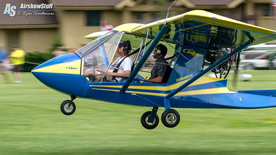 EAA Ultralight Day 2017