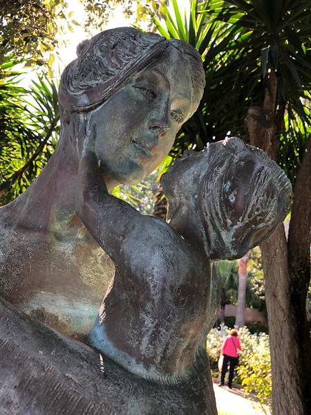 Sculpture by Alfiero Nena