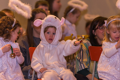 2017 Salvation Army Temple Corps Christmas Pageant