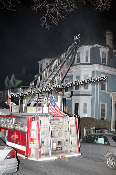 Boston- Waverly Street-1/27/07