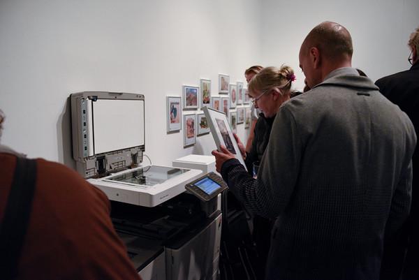 RMIT Gallery - Exhibition Launch 24/9/15