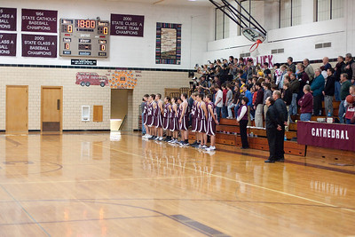 Boys Basketball 020510