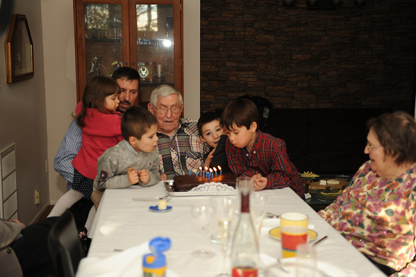 Dziadzi 90th Birthday