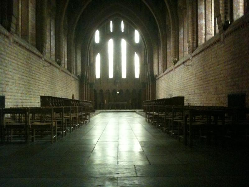 Abbey Interior II