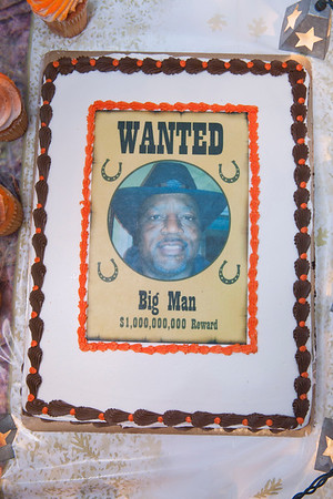 BIG Man 50th Birthday Party Photos