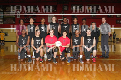 Pace Boys Volleyball 3/06/18