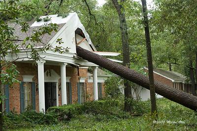 Hurricain Ike, Sept 12, 2008