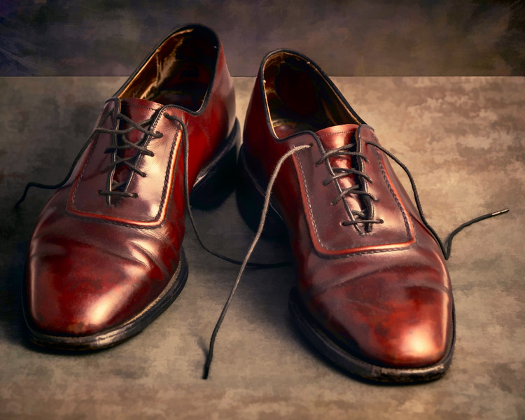 Fine Old Shoes