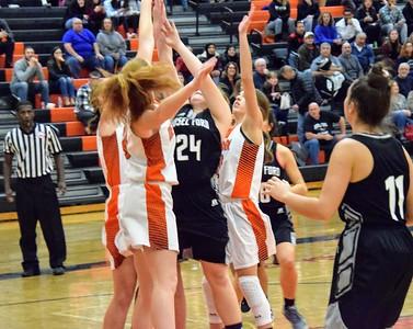 HS Sports - Edsel Ford vs. Dearborn High Girls' Basketball 19