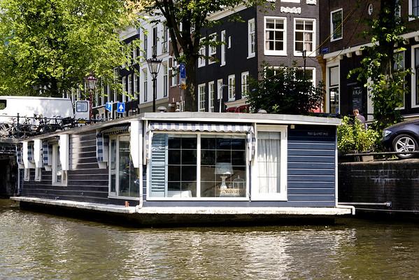 Amsterdam, June, 2009