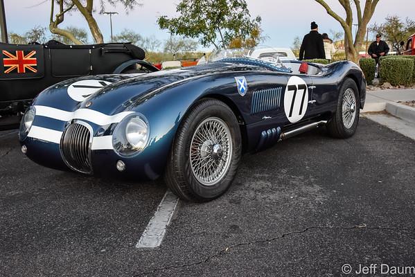Scottsdale Car Shows