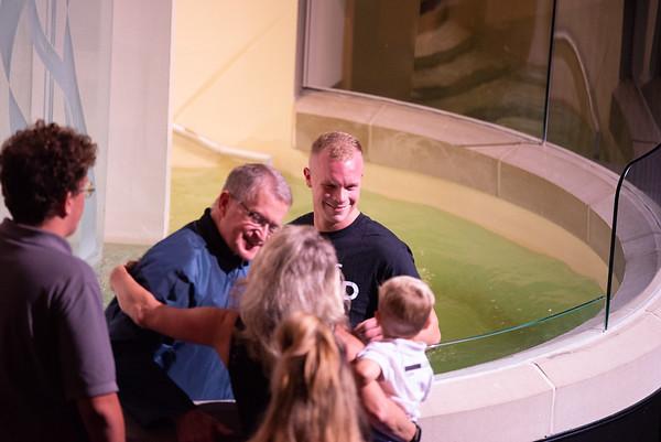 September 2018 Baptisms
