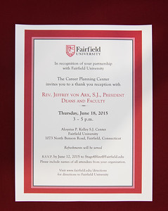 Fairfield U- Employee Reception