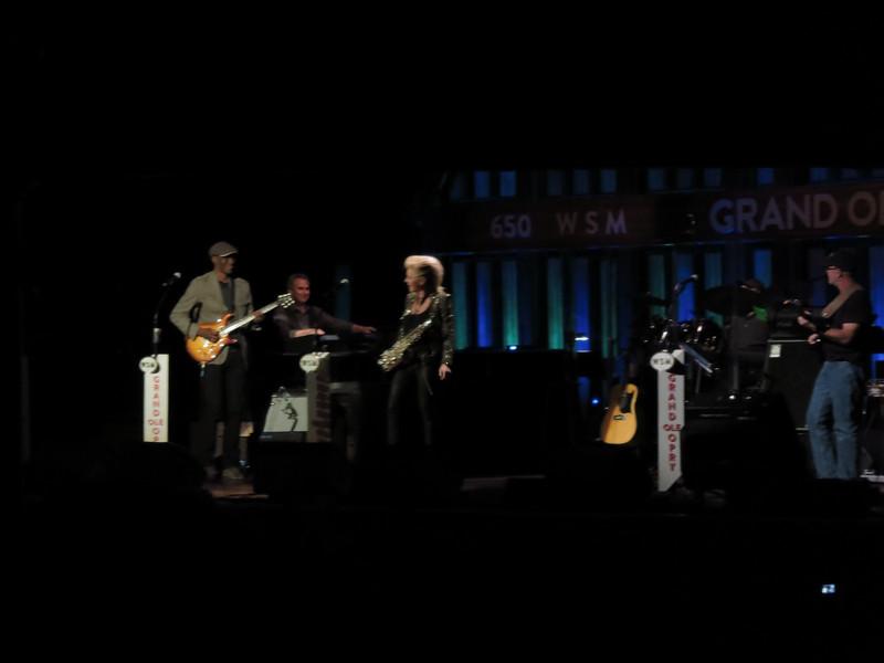 Nashville - Grand Ole Opry - Mindi Adair