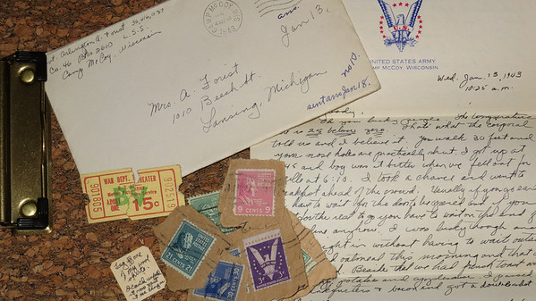 1943 Letters