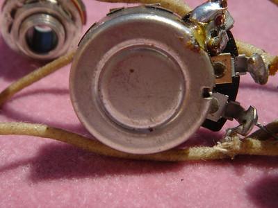 1962  Fender Telecaster harness