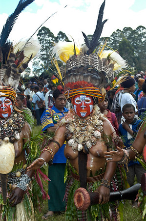 Papua New Guinea 2003