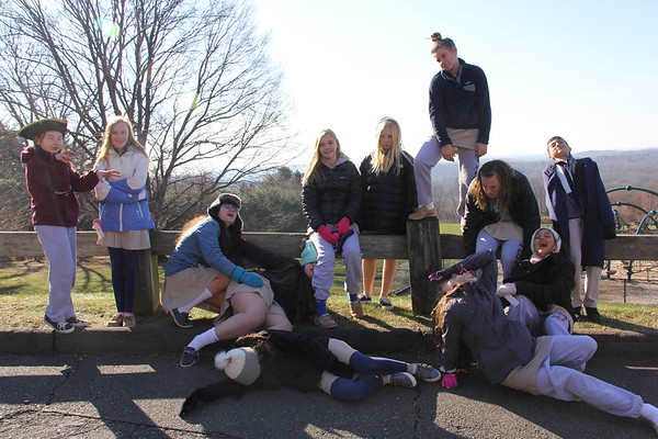 Grade 7: A *Dramatic* Re-enactment of The Battle of Bunker Hill