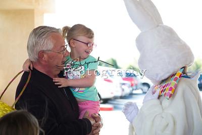 Greens Easter Bunny Egg Hunt 2014