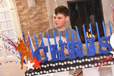 Chris' Bar Mitzvah March 30th, 2019