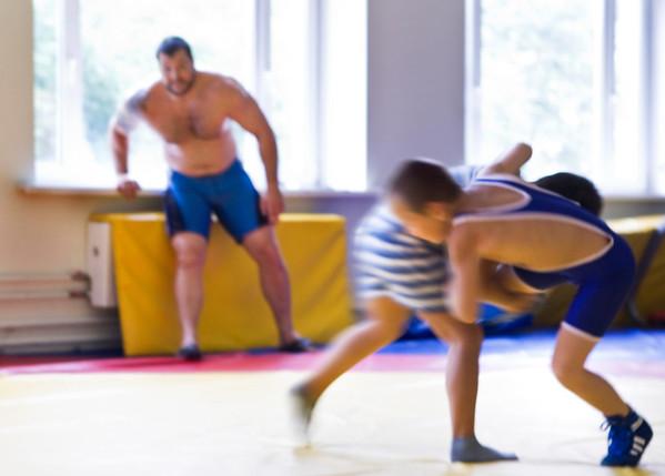 School of Wrestling