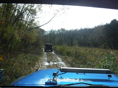 Tate's Cove Jeepin 11 Nov 2018