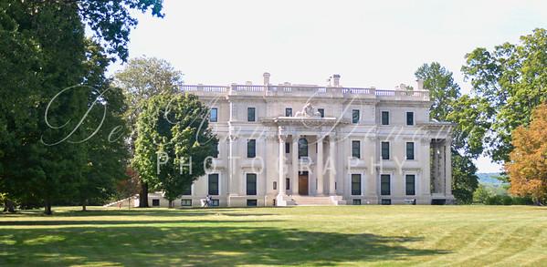 The Vanderbilt Mansion  Hyde Park, NY