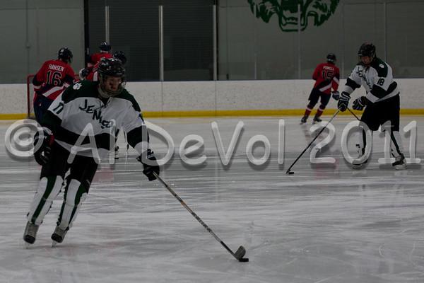 JHS Hockey 2011-12
