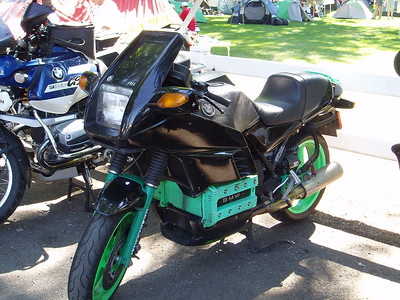 Paonia BMW Rally 2004/2006