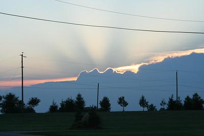 Sunset 20050721