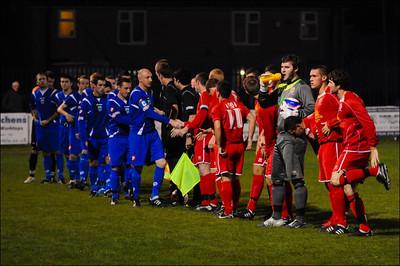 Cammell Laird FC (a) L 4-1