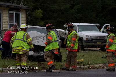 07-20-2012, MVC, Upper Deerfield Twp. Cumberland County, 160 Finely Rd.