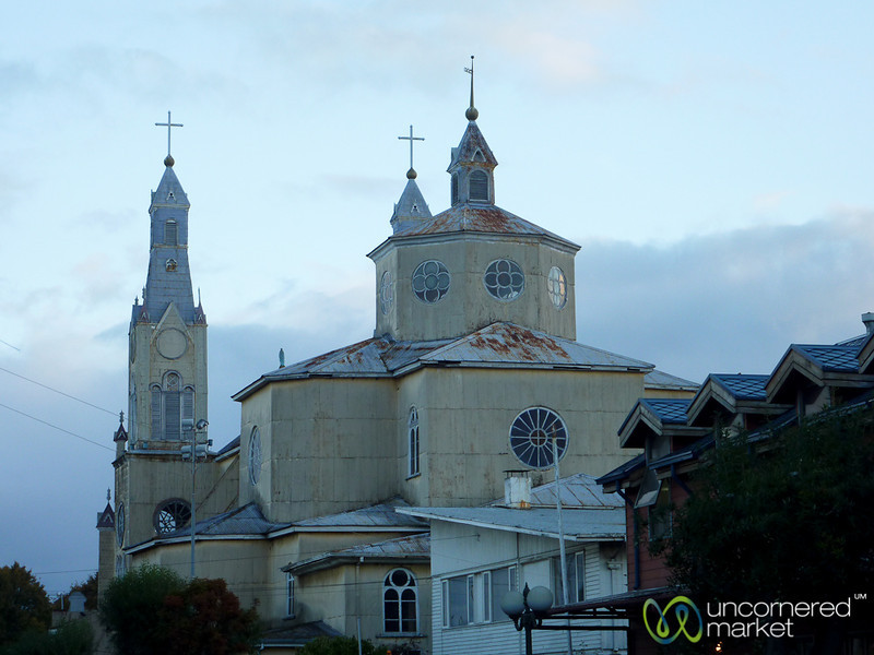 Catedral de San Francisco - Castro on Chiloe Island, Chile