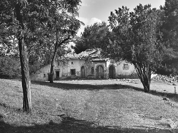 Roll 180, - Abandoned cortijos, Parque Natural de las Sierras de Cazorla