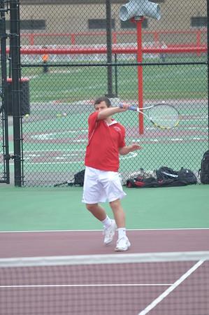 Boys Tennis vs Lowville 4-12-12