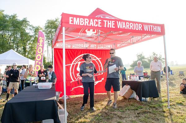 Zombie Warrior Run