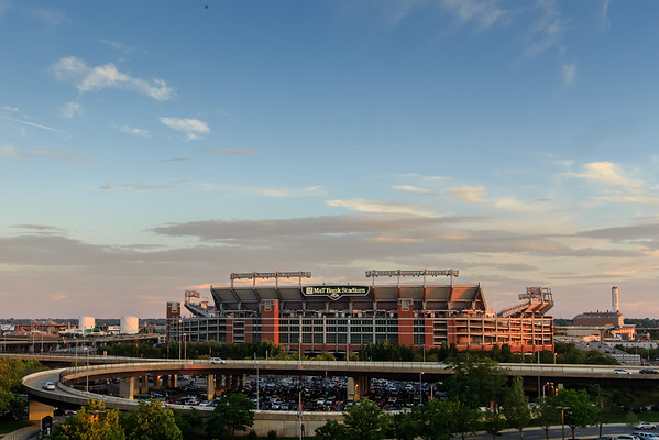 M&T Bank Stadium - Baltimore Ravens - NFL
