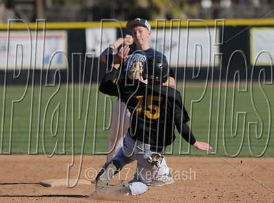 JV Baseball 2017