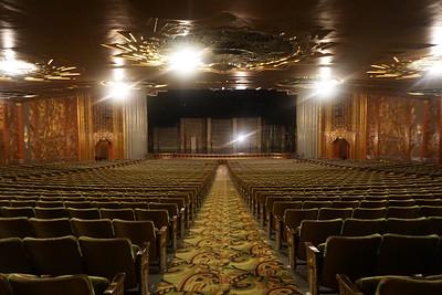 Paramount Theatre of The Arts (Oakland, California) 2016
