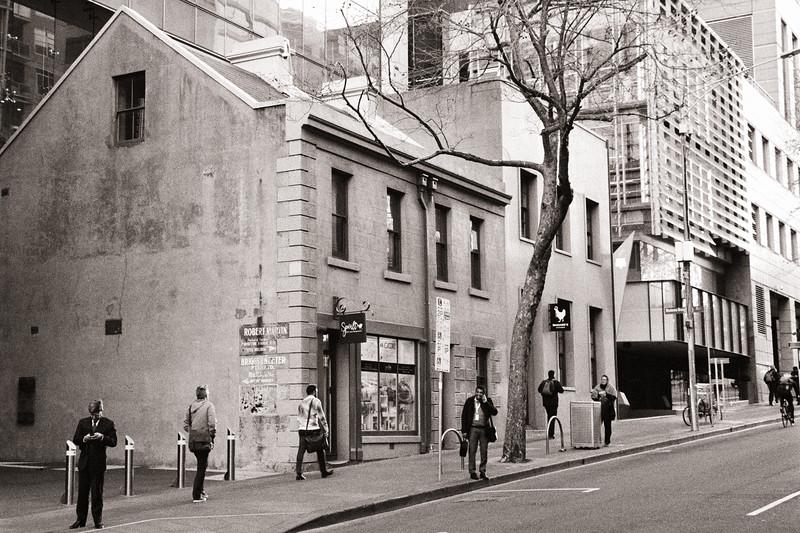 Madam Brussells Lane